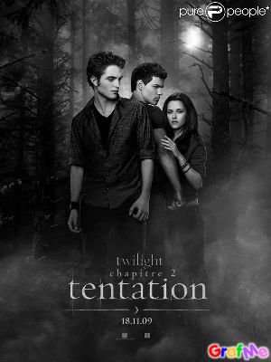 Twilight 2: Tentation