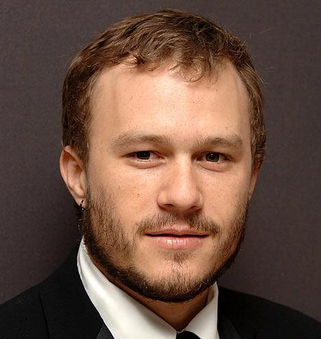 on homage a Heath Ledger