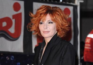 Mylene à Cannes