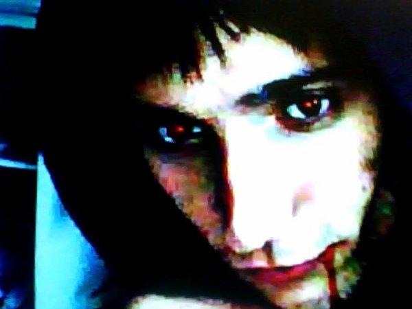 twilight ( moi  en mode vampire )