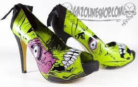 les chaussures emo
