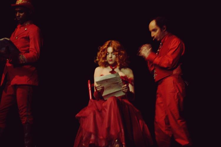 l' histoire d'Amour entre ( Lucie) et Clement ( quincey)