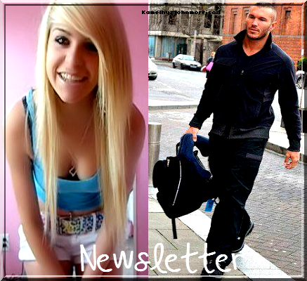 ~Newsletter~ ~Ta Fiction sur Randy & Jenna~