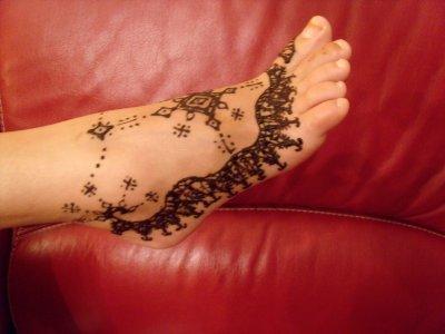Nouveaux modèles de henné :)