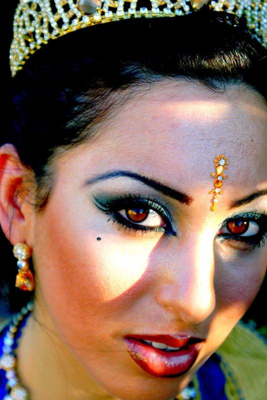 Maquillage Libanais Mariée