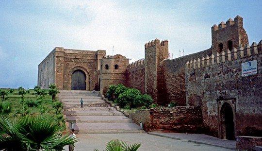 le bon place ville de Rabat