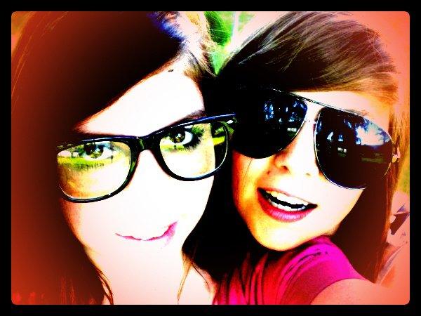 ; La meilleure amie. (l)