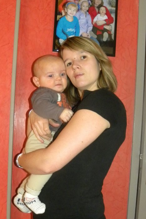 Notre bébé 2 de l amour <3