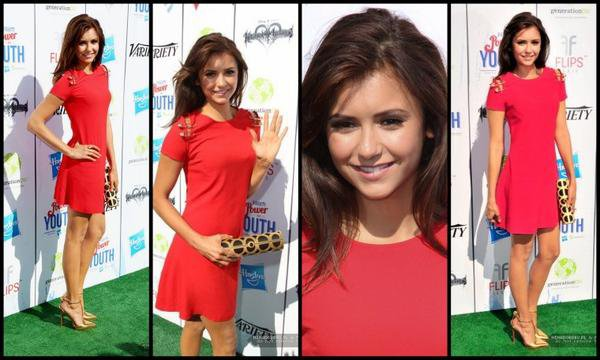 Nina Dobrev ( Variety's Power of Youth )