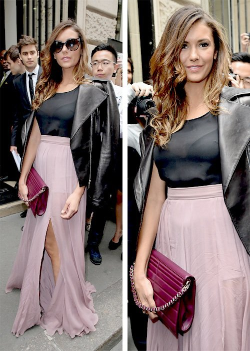 Nina in Paris !