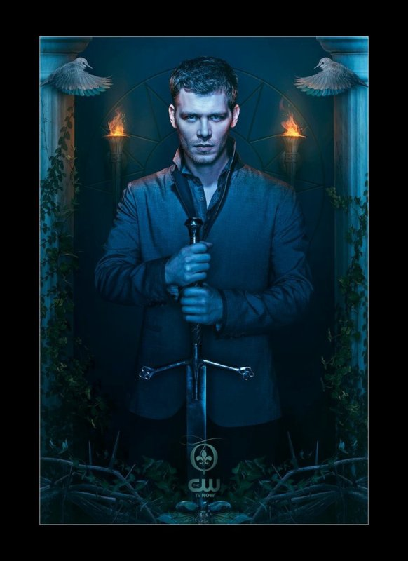 "Photos promo ""The originals"" saison 2 !"