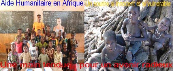 Soutien scolaire au Togo