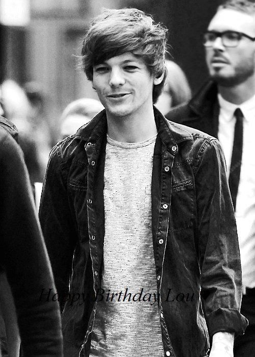 Happy Birthday Lou ♥♥