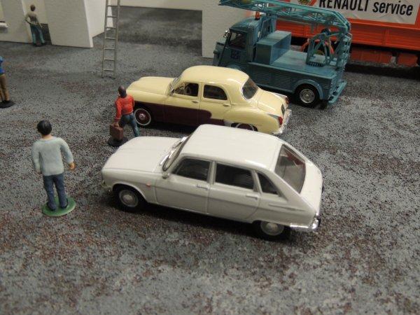 diorama  et scène NATIONALE 7