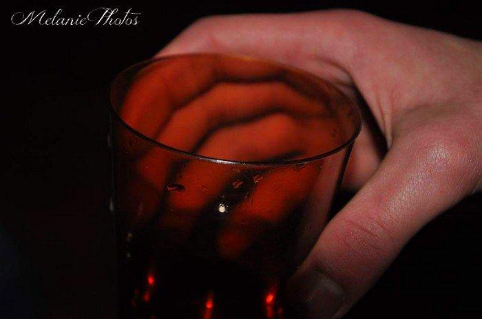 Drink something.. Something like water !