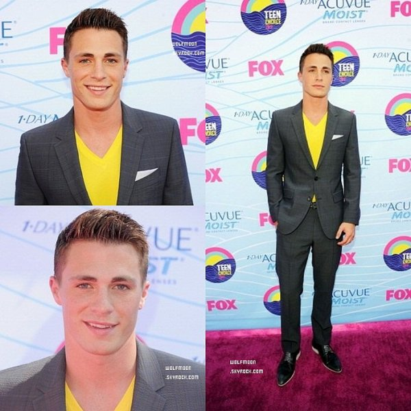 Teen Choice Award 2012