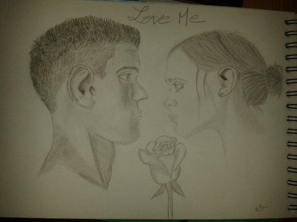 Et oui je dessine toujours ! Des avis ?