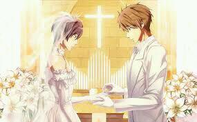 Makoto x Haruka married