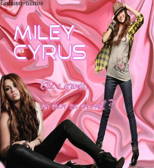 Miley Cyrus ;D