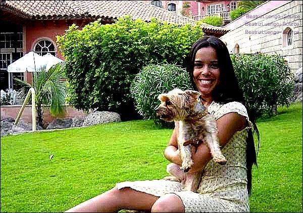 Bea & sa chienne
