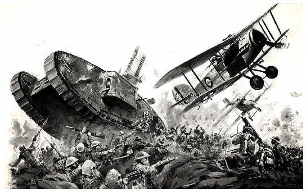 Tableau de la guerre 14-18 - Blog de rechercheetdestruction66