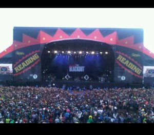 READING and LEEDS Festival 2011