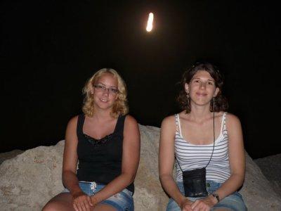 Olivia et Emilie