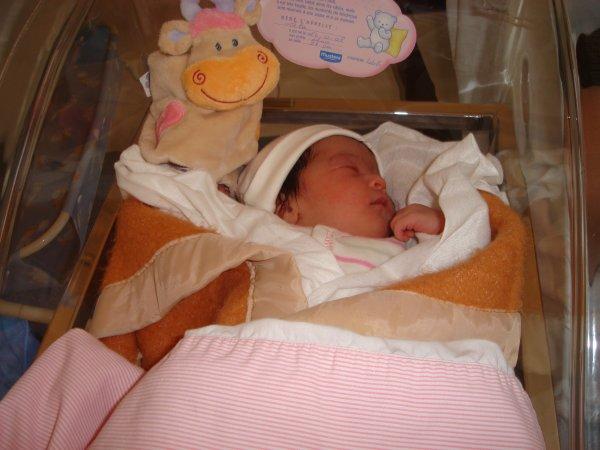 Une de mes 3 plus belles poupées a 11 ans aujourd'hui
