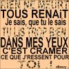Sentimentalement incorrect, Je t'enchaine ; Gauche Droite Percutt´ Direct. Sentimentalement incorrect, Je t'aime ; Fort Mal avec Certitude dirais - Je.