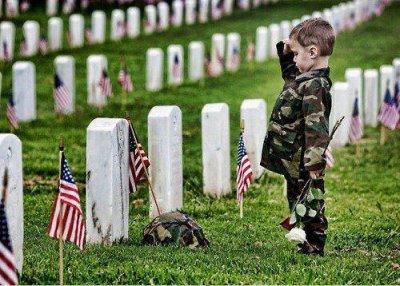 Hommage aux Soldats ...