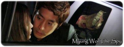 Spy Myung Wol (ou comment rester scotcher devant son écran...)