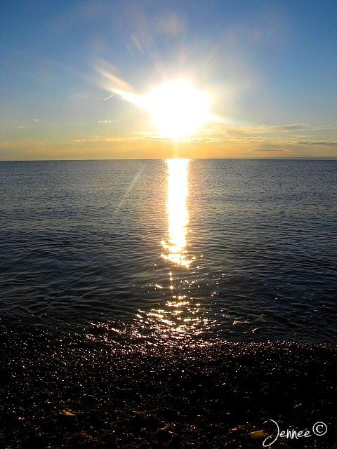 Des Couché de soleil *-*