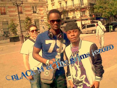 the grims et black M