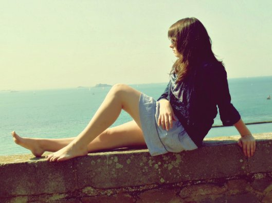Pour être belle, il faut souffrir.. avec toute la souffrance que j'ai endurcis j'aurais due être top model.