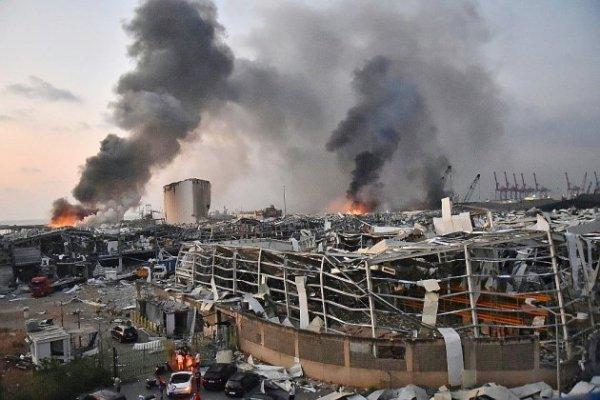Affreux bilan au Liban !