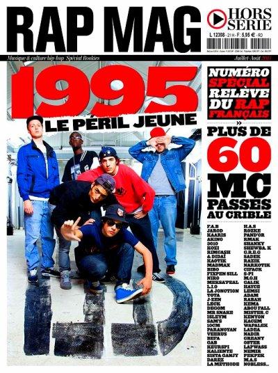 H.A.S dans Rap Mag
