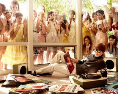 Justin Bieber Irréisitible Dans Vanity Fair