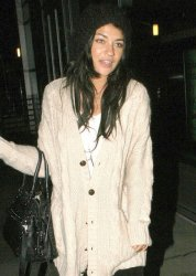 Spotted! Jessica Szohr – 26 Novembre -Out At The Arclight Cinemas