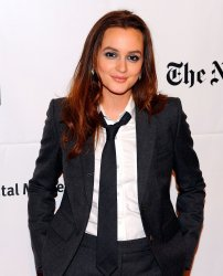 Spotted! Leighton Meester Gotham Independant Film Awards