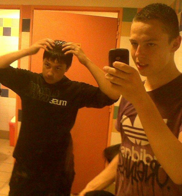 Avec Wes ;)