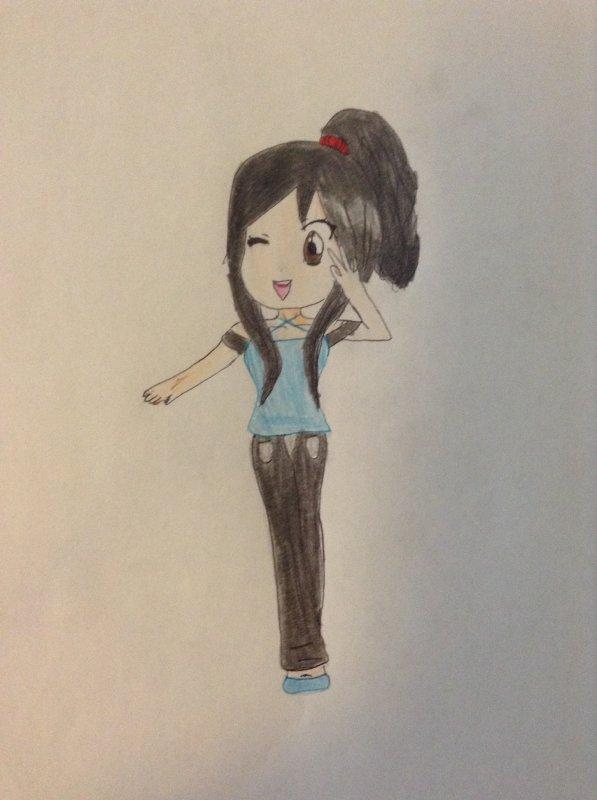 Me version chibi