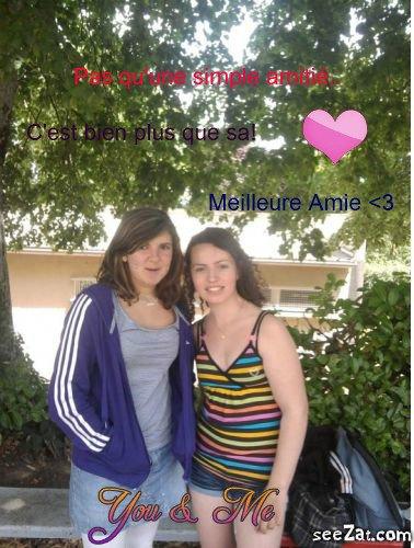 Mà pOufiàsse ♥ Meilleur Amie ♥ MARGOT & OCEANE ღ
