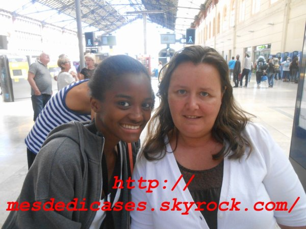 Photo de Tia Diagne et Moi
