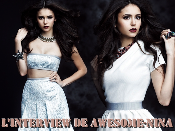 L'interview de Awesome-Nina.