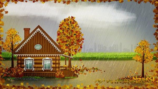 le vent d'automne par moi