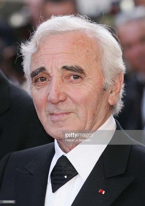 Aurevoir Monsieur Aznavour