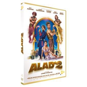 Sortie du dvd Alad'2 !
