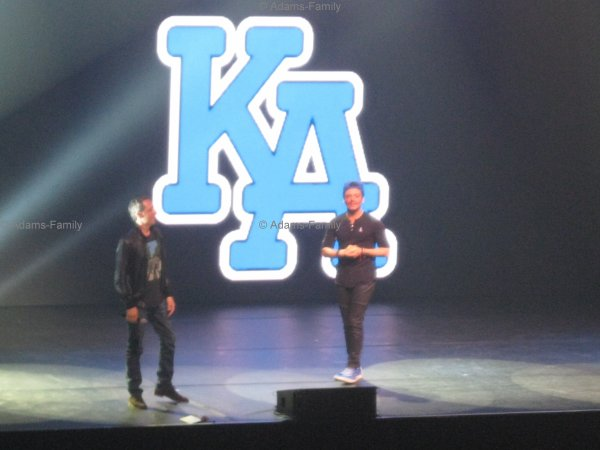 Kev Adams à Lille le 13 mai 2015