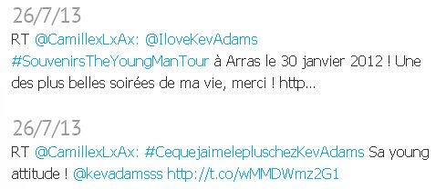 Kev Adams, le meilleur des idoles ♥.