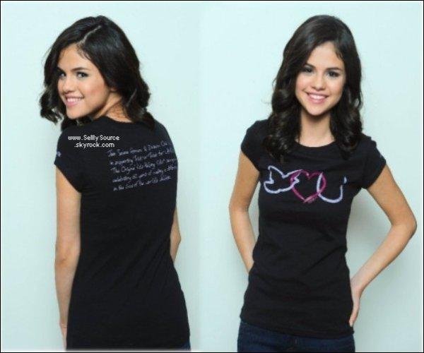 .   Photoshoot :      Nouveau photoshoot de Selena.
